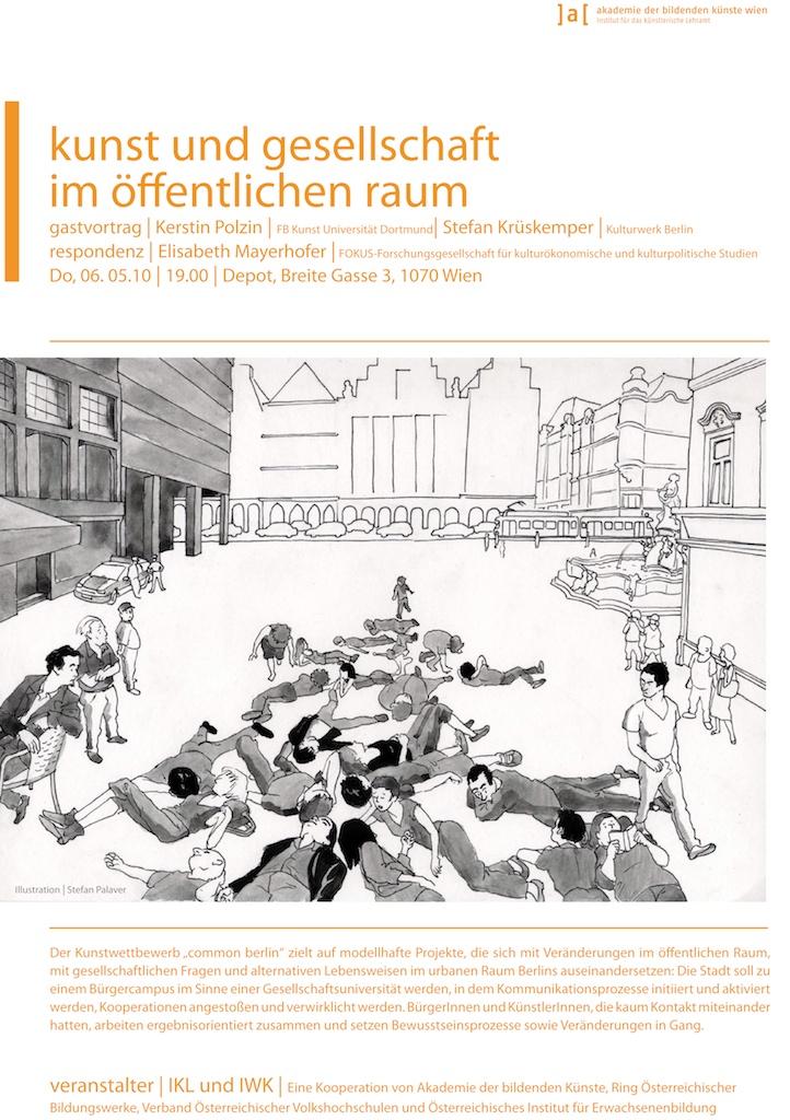Stefan krueskemper und kerstin polzin partizipative for Gls depot berlin